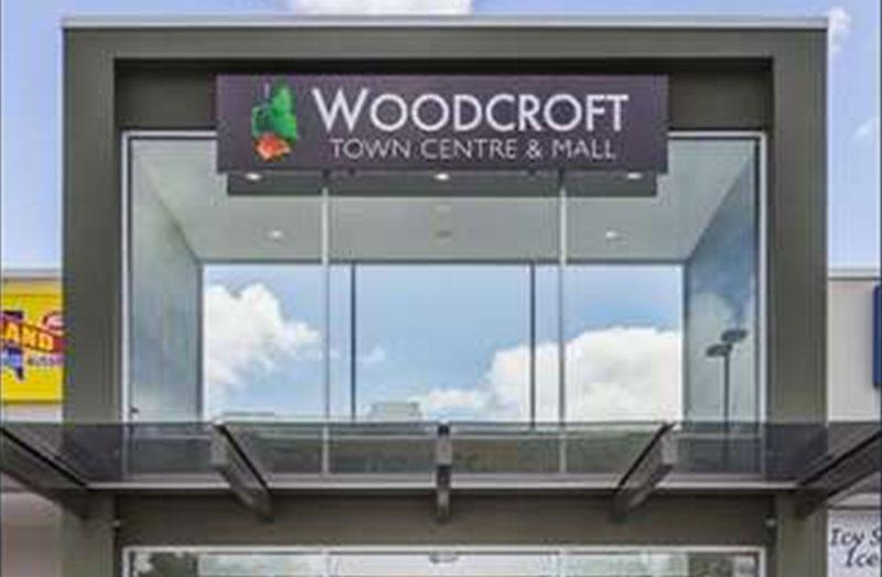 Woodcroft Shopping Centre entrance
