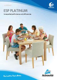 actronair esp platinum brochure