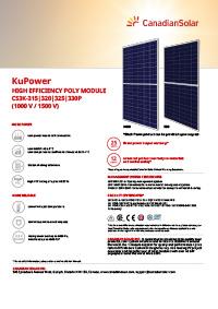 canadian solar brochure