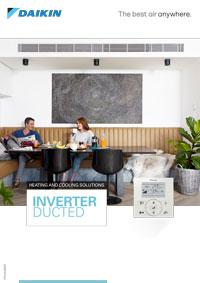daikin inverter ducted reverse cycle brochure