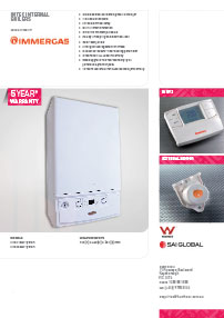 link to immergas brochure