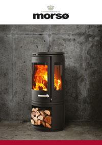 morso wood heaters brochure cover