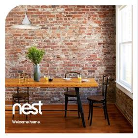 nest brochure cover