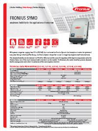 fronius brochure