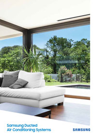 samsung ducted air conditioning brochure