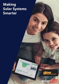 solar battery storage monitoring and optimising Solaredge brochure