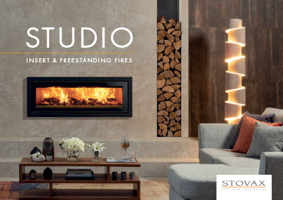 stovax studio brochure cover