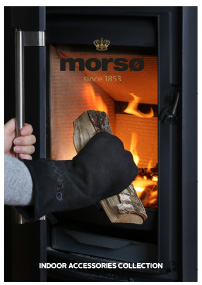 link to view morso wood heater accessories brochure