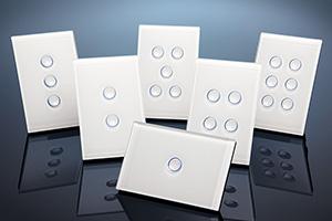 white power switches