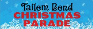 tailem bend christmas parade logo