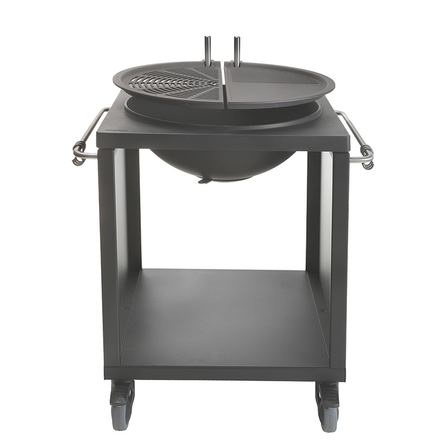 Morso Grill 17 in stand