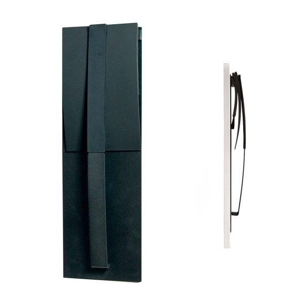 Morso Loop sleek stylish fire tool set