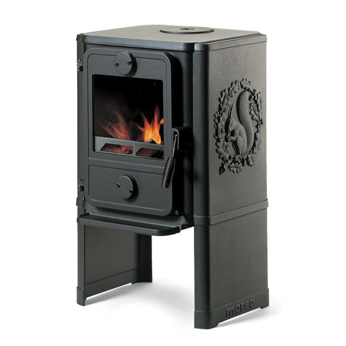 Morso 1410 wood fire
