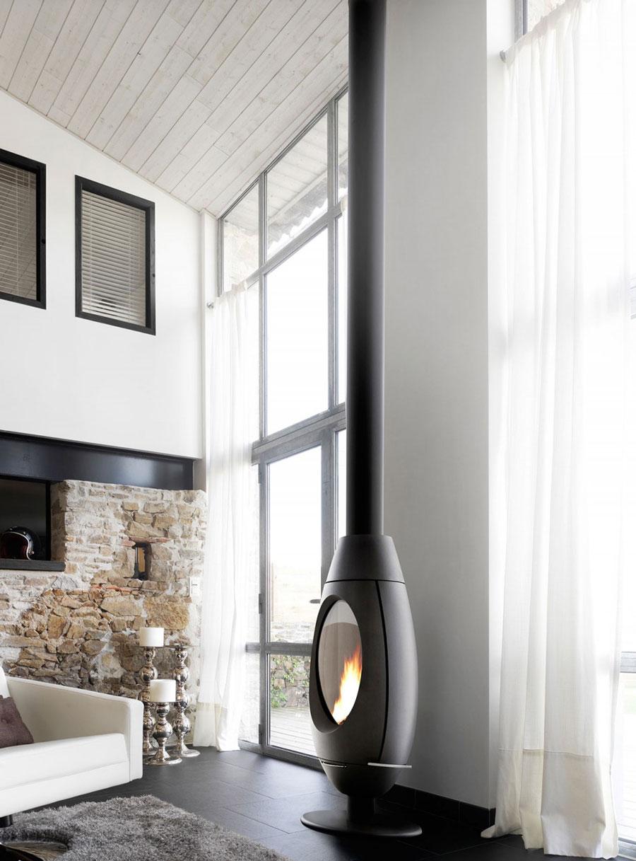 Invicta Ove wood heater
