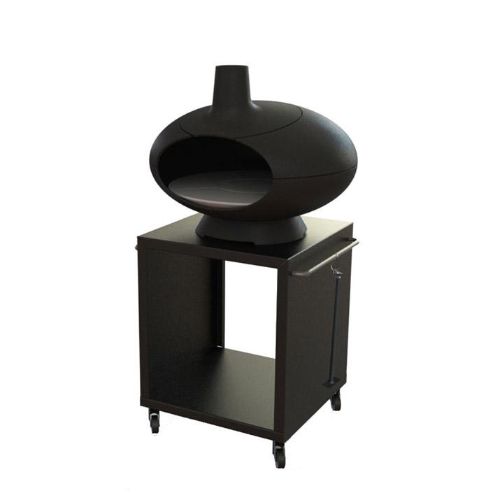 Morso Forno Terra outdoor oven set