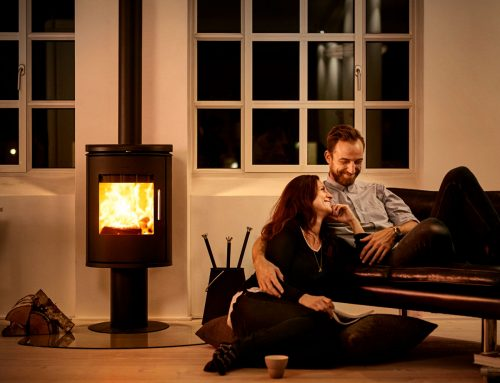 5 Statement Wood Fires for Your Living Room