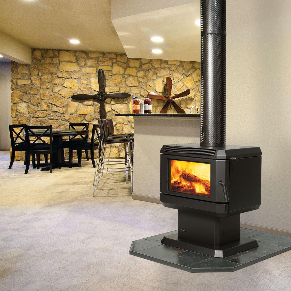 Regency Albany wood heater