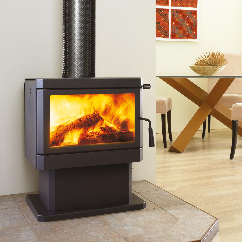 Regency Cardinia wood fire