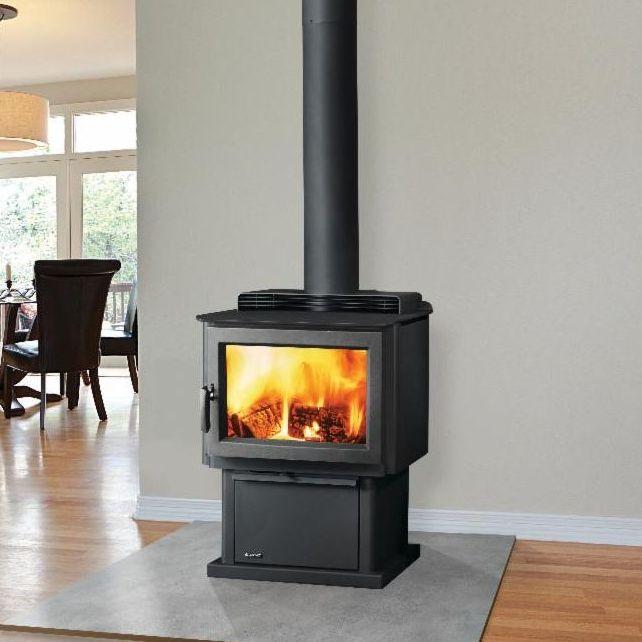 Regency Hamilton wood fire