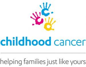 childhood cancer australia logo